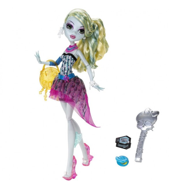 Лагуна Блю Dot Dead Gorgeous Кукла Monster High (Mattel)